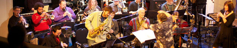 Jazz Composers Alliance Orchestra